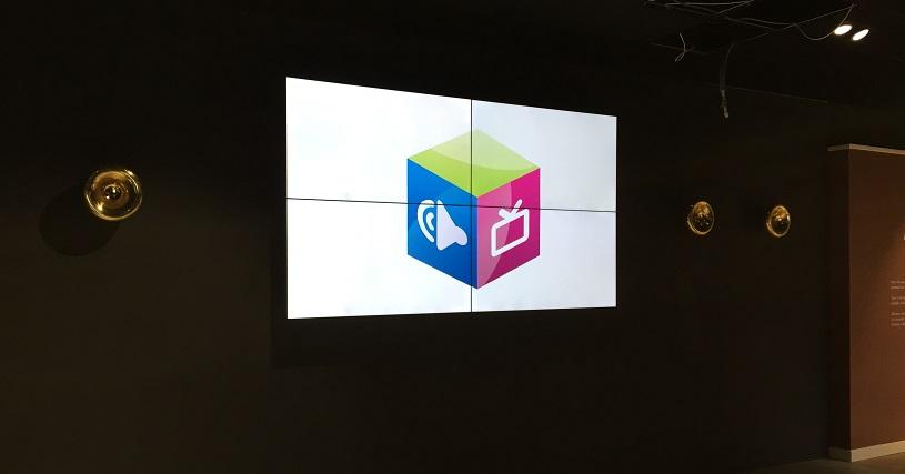 video wall smart display signage