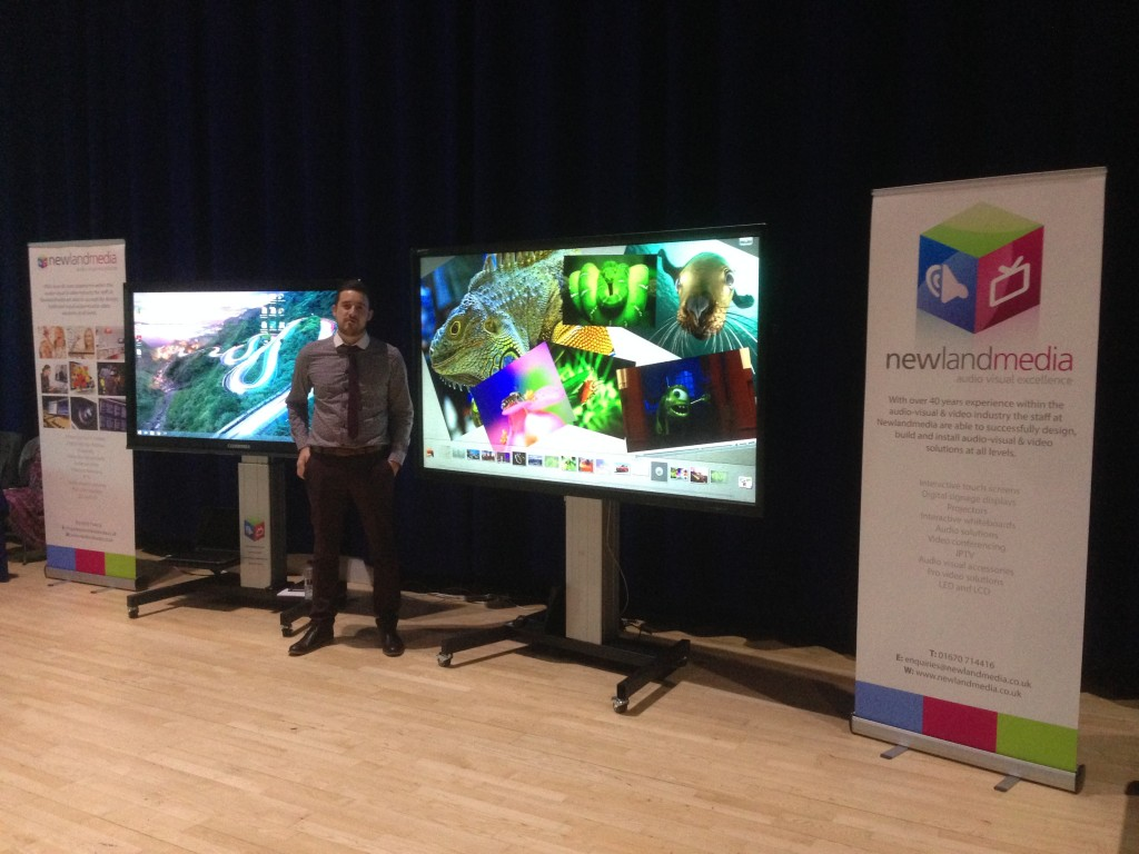 interactive touchscreen tv for schools and classrooms