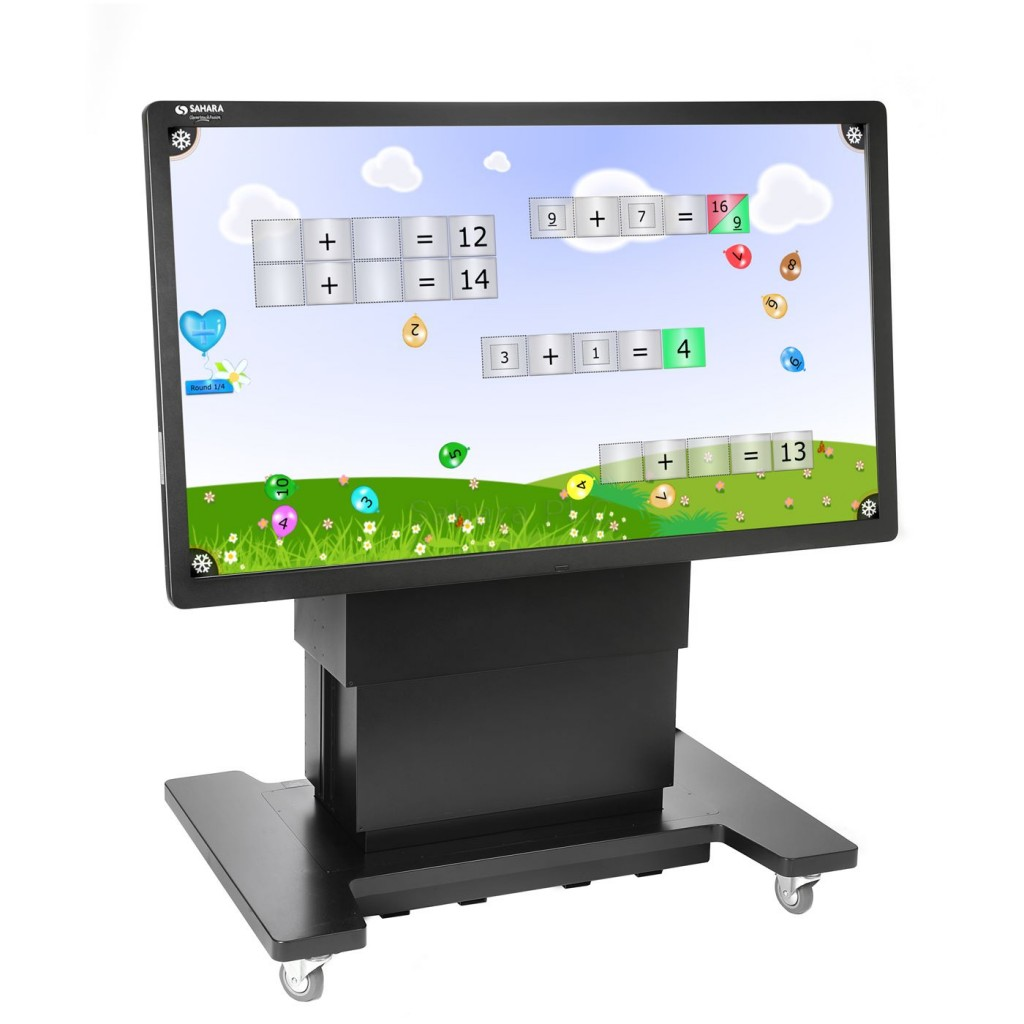 clevertouch fusion 55 screen