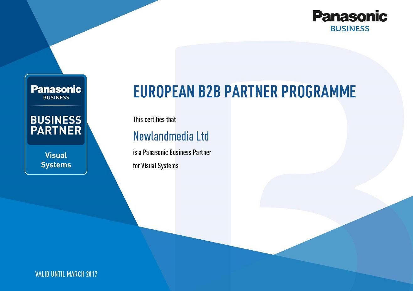 Panasonic Ert